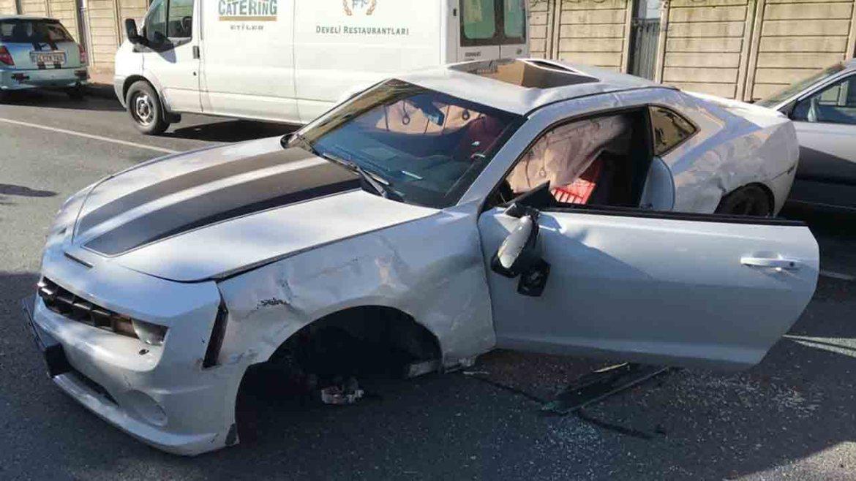 enes batur trafik kazası