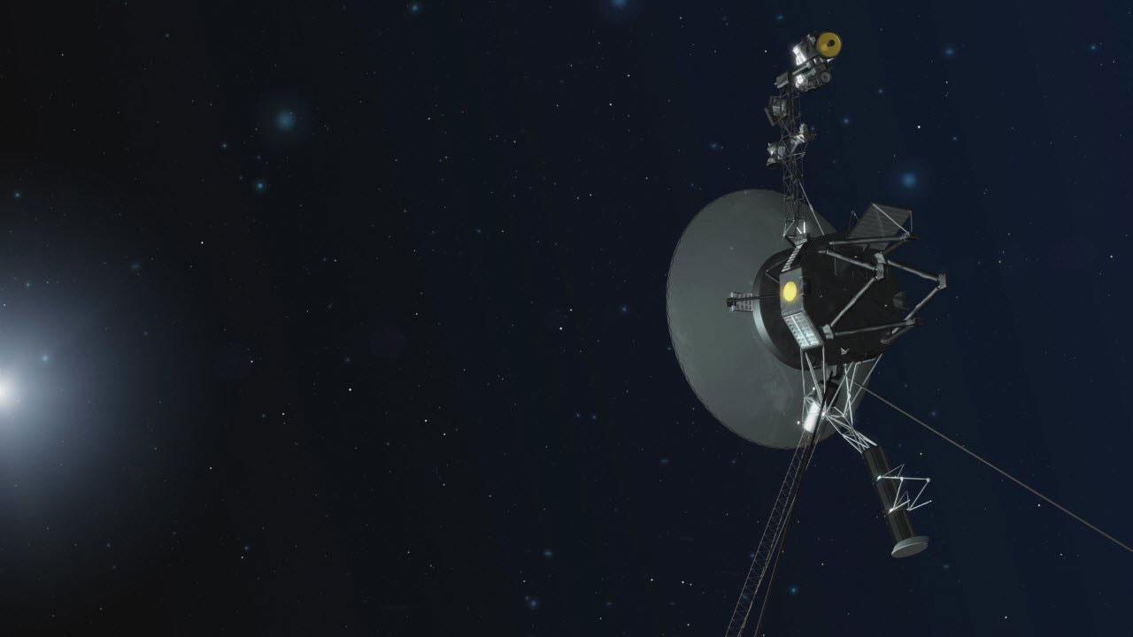 Voyager 2 aylar sonra 'Merhaba' dedi