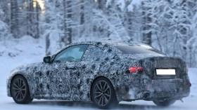 2021 BMW 2 Coupe, kış testi esnasında görüntülendi