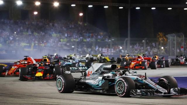 2021 Formula 1 takvimi belli oldu