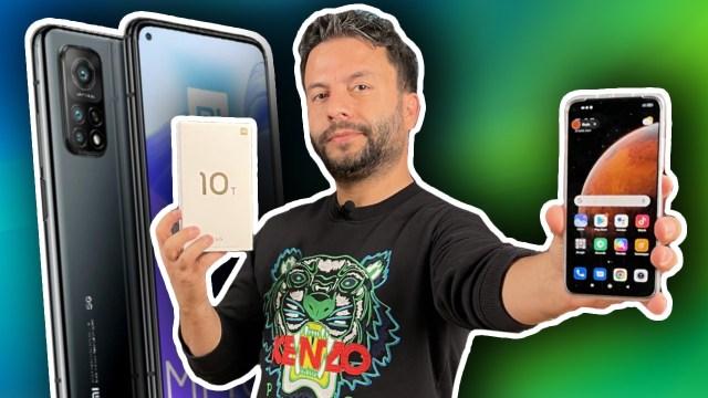 Xiaomi Mi 10T kutusundan çıkıyor,Xiaomi Mi 10T özellikleri,Xiaomi Mi 10T fiyatı