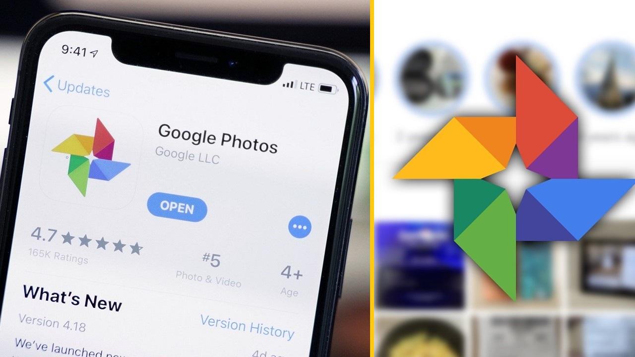 Google Fotoğraflar sinematik özelliği