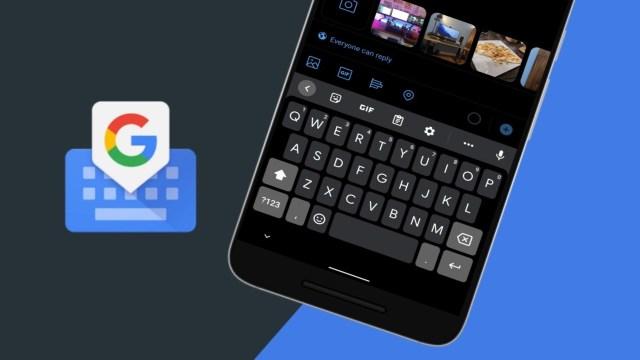 google klavye tasarımı