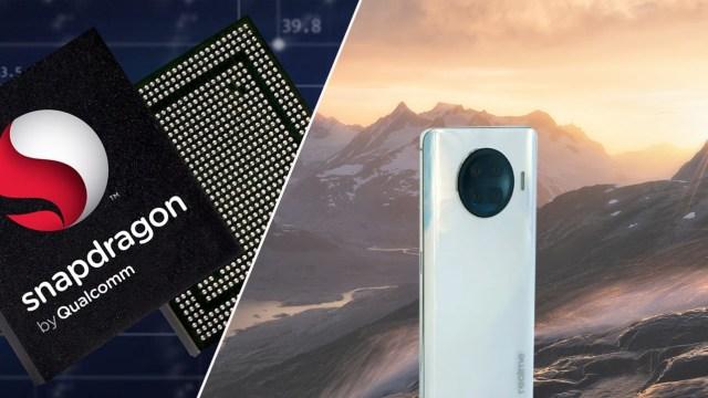 realme race, realme race özellikleri, snapdragon 888 kullanan ilk akıllı telefon