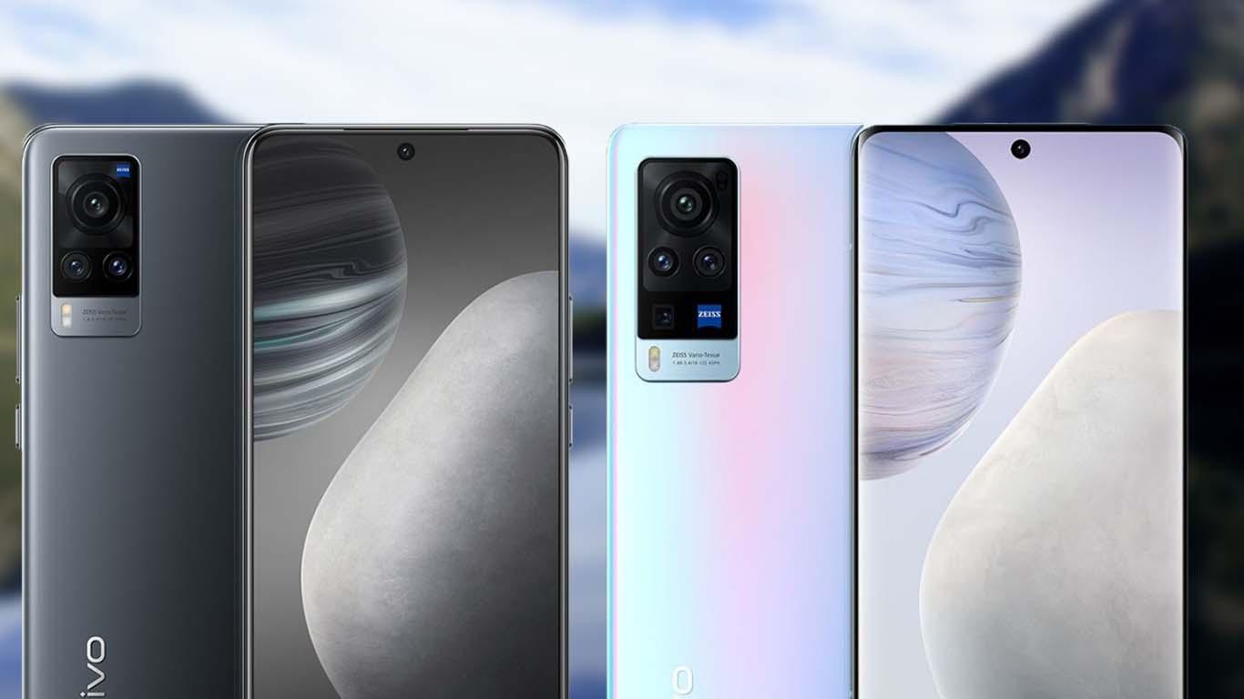 Vivo X60 ile Vivo X60 Pro özelliklerii ve fiyatı