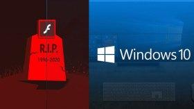 Windows 10, Adobe Flash uyarısı ile gündemde