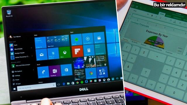 Windows 10 ve Office için büyük yılbaşı indirimi