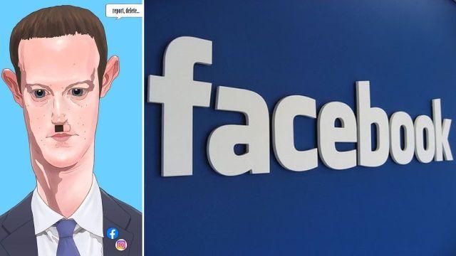 Facebook siyasi grupları önermeyecek