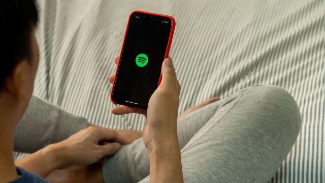 Yeni Spotify patenti