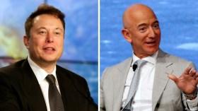 Elon Musk, Jeff Bezos'u geçmeye çok yakın
