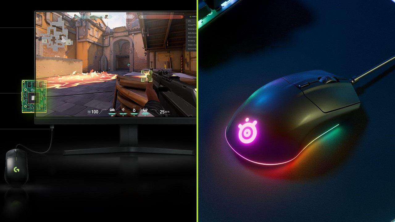 NVIDIA Reflex destekleyen fareler