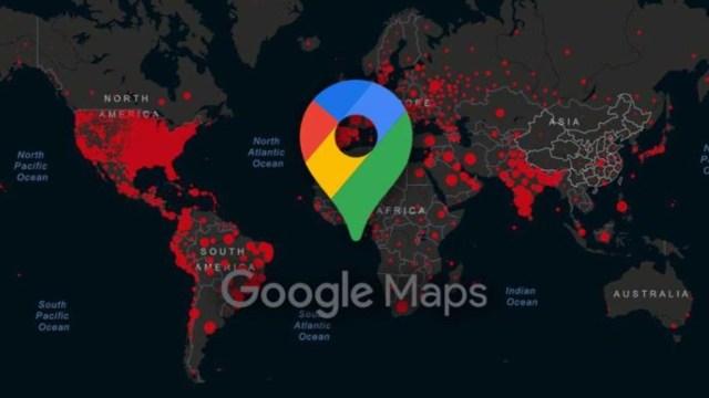 Google Haritalar'dan yeni COVID-19 hamlesi