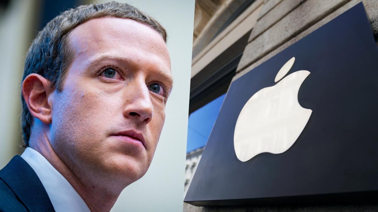 facebook ceo mark zuckerberg apple