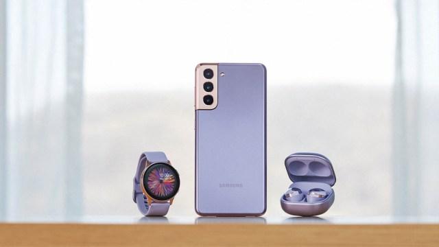 Galaxy S21 Plus sahnede: İşte özellikleri ve fiyatı