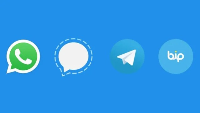 WhatsApp – Telegram – Signal – BiP: Hangisi güvenli?
