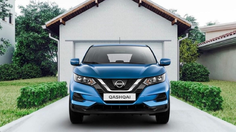 Nissan Qashqai 2021 Fiyat Listesi kapak