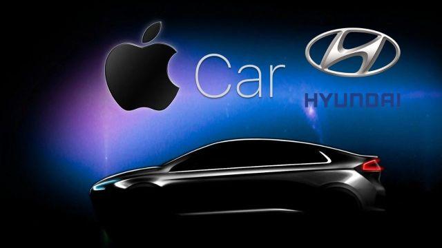 apple car hyundai