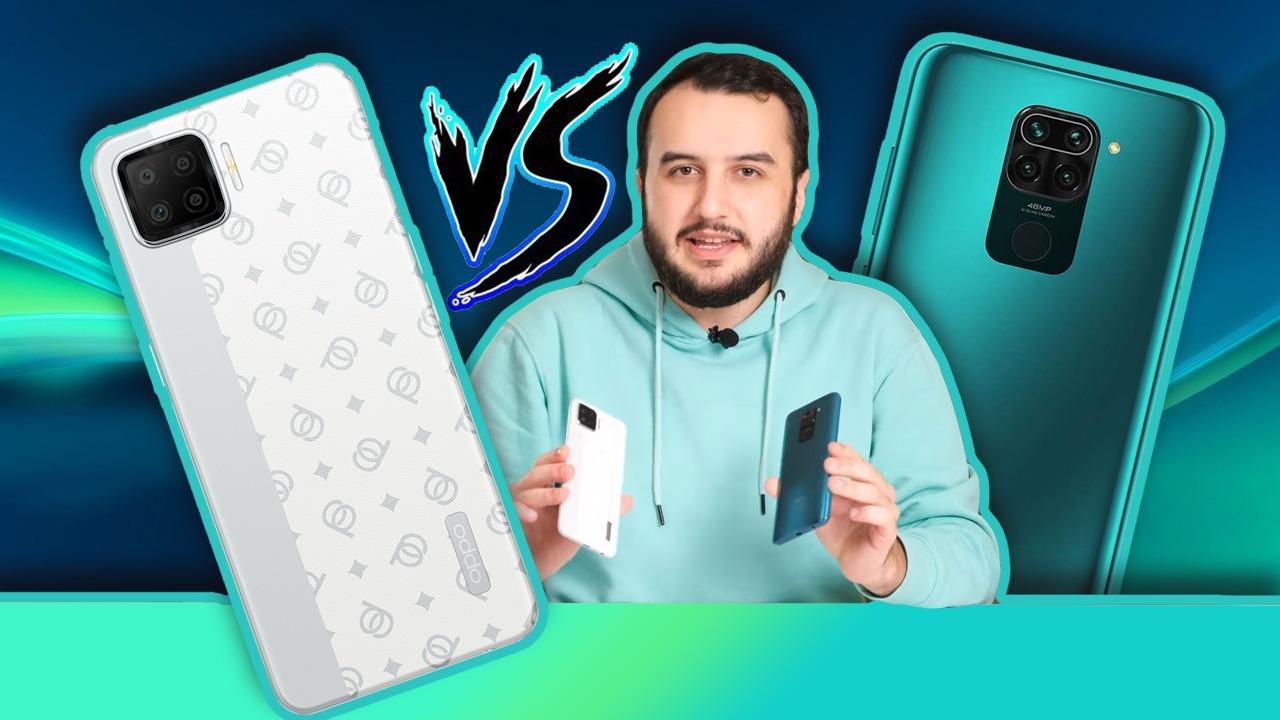 Oppo A73 vs Redmi Note 9 karsilastirmasi