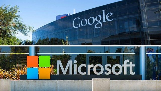 Google açık web konusunda Microsoft'u topa tuttu