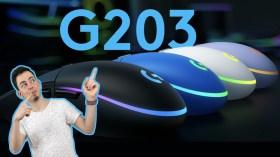 Fiyat/performans faresi Logitech G203 inceleme!