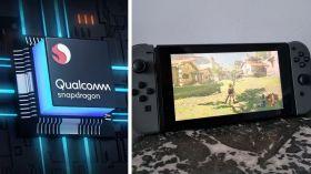 Qualcomm, Switch benzeri oyun konsolu geliştiriyor