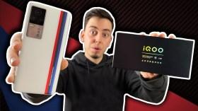 Snapdragon 888'li Vivo IQOO 7 BMW Edition kutu açılışı