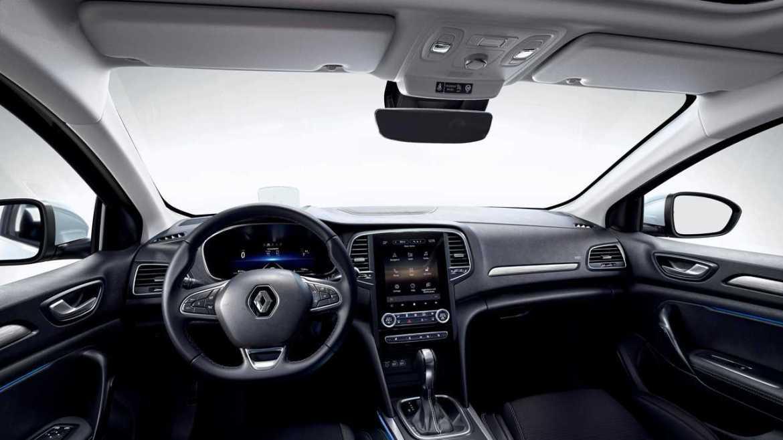 2021 model Renault Megane Sedan