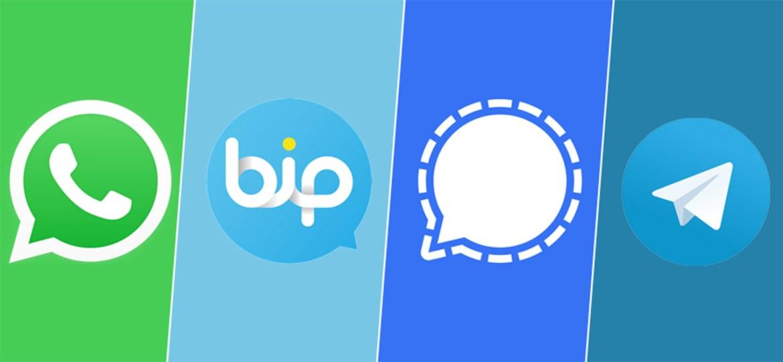 Diğer mesajlaşma uygulamalarından BiP'e sohbet taşıma
