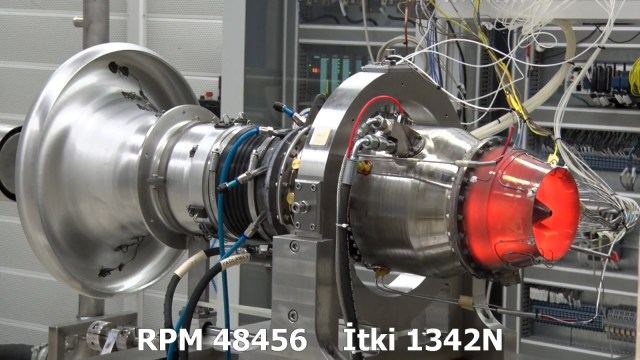 Yerli füze motoru dünya rekoru kırdı!