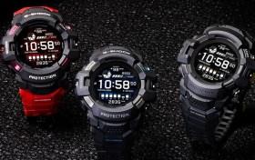 Casio'dan zor şartlara dayanan akıllı saat: G-Shock