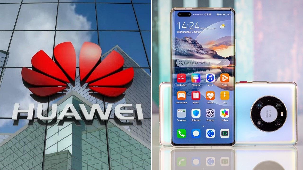 Huawei pazar payı