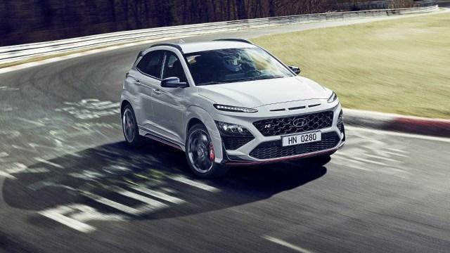 Hyundai Kona N: Markanın ilk crossover'ı tanıtıldı
