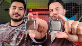 Intel i9-11900K işlemcisi kutusundan çıkıyor