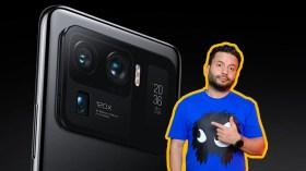 Xiaomi Mi 11 Ultra kutu açılışı