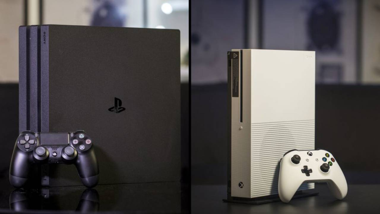 playstation 4 ve xbox one