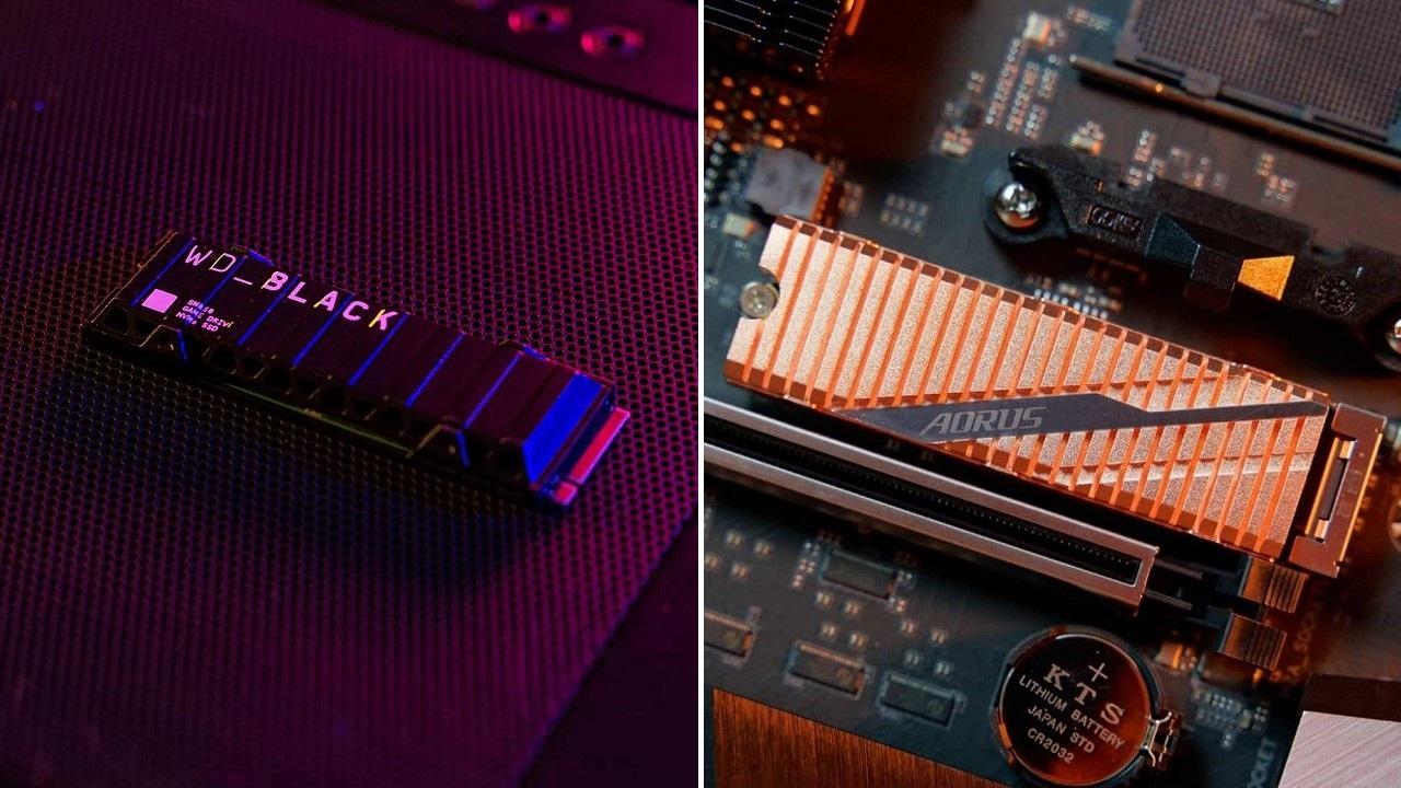En hızlı SSD modelleri