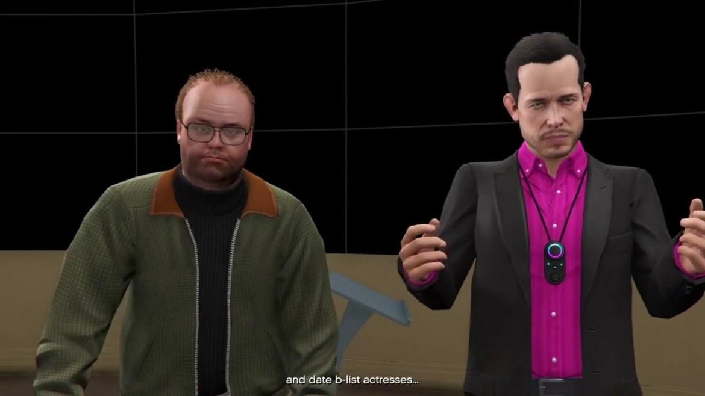 En psikopat GTA karakteri
