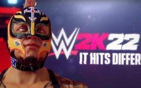 WWE WrestleMania'da WWE 2K22 sürprizi
