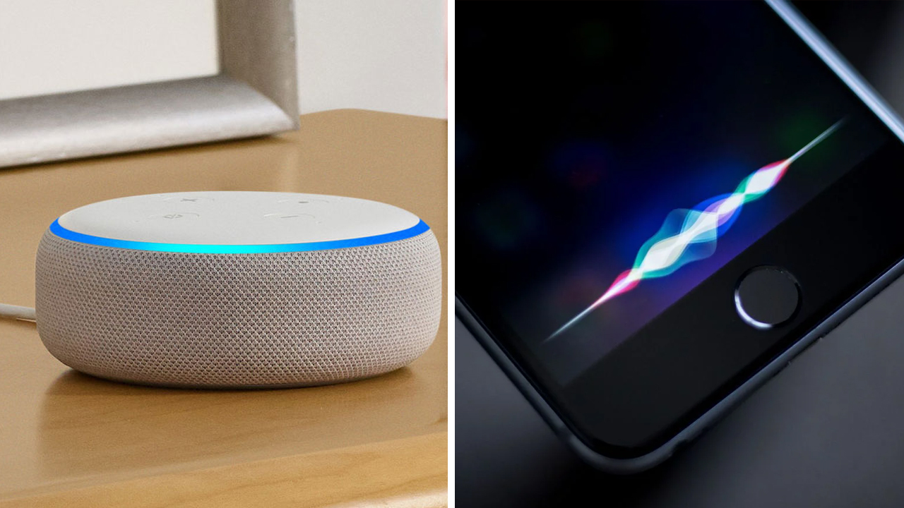 Alexa - Siri