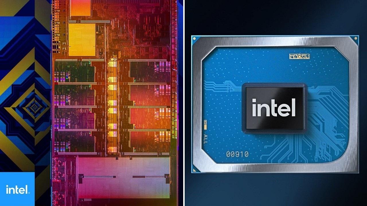 Intel Tiger Lake-H işlemciler