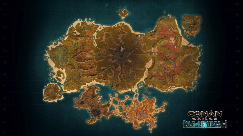 Conan Exiles Isle of Siptah
