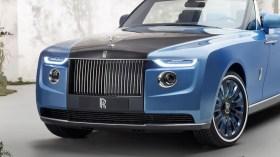 Dünyanın en pahalı otomobili Rolls-Royce Boat Tail tanıtıldı