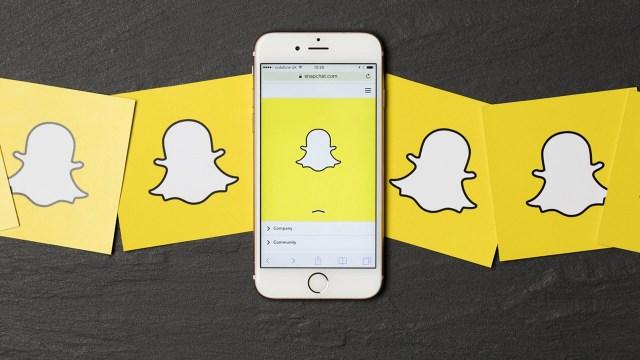 Snapchat aylık kullanıcı verilerini açıkladı