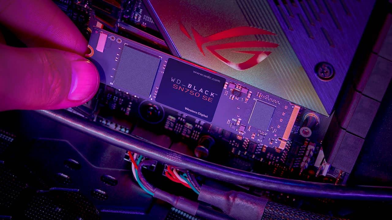 Western Digital oyuncu odaklı 3 yeni SSD tanıttı