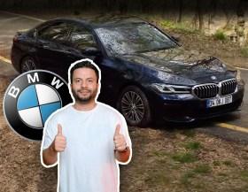 Fiyatını hak ediyor mu? BMW 520.i 2021 inceleme