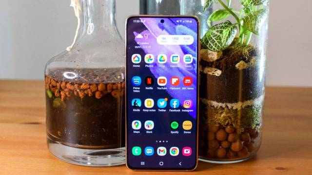 Android 12 güncellemesi alacak Samsung modelleri