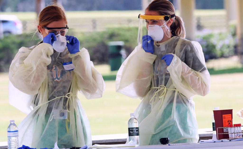 koronavirüs koku tespiti
