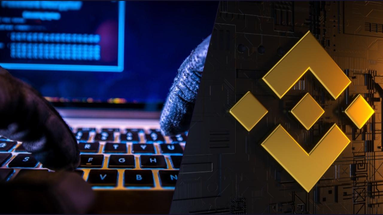 Binance hesabı hacklenen kullanıcının parası çalındı.