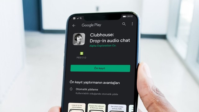 Clubhouse nihayet Android'e geldi!