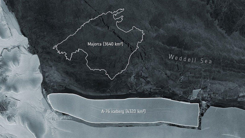 the-world's-largest-iceberg-antarctica-broke away